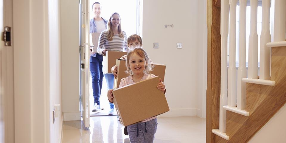 Llegó la hora de comprar tu nuevo hogar